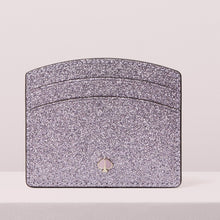 Load image into Gallery viewer, Kate Spade New York Burgess Court Card Holder - Lilac/Gold