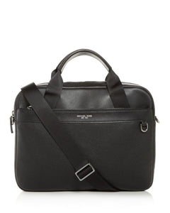 MICHAEL KORS - Men's Greyson Slim Leather Briefcase