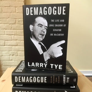 Demagogue Hardcover Book