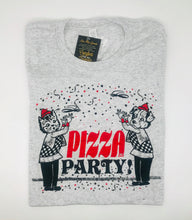 Load image into Gallery viewer, Soft, Comfy Pizza Party Shirt