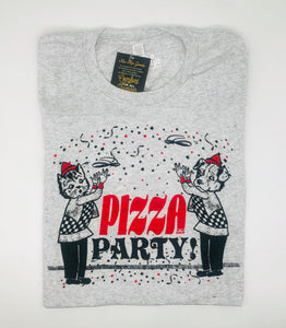 Soft, Comfy Pizza Party Shirt