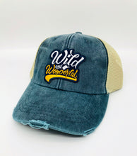 Load image into Gallery viewer, Wild & Wonderful WV Trucker Hat