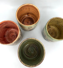 Load image into Gallery viewer, Decoupaged Ceramic Tumbler