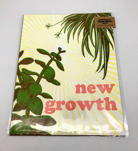 New Growth Poster Print