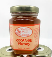 Load image into Gallery viewer, Flavored / Infused 5 oz Honey Jars