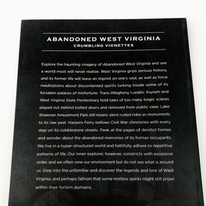 Abandoned West Virginia Book