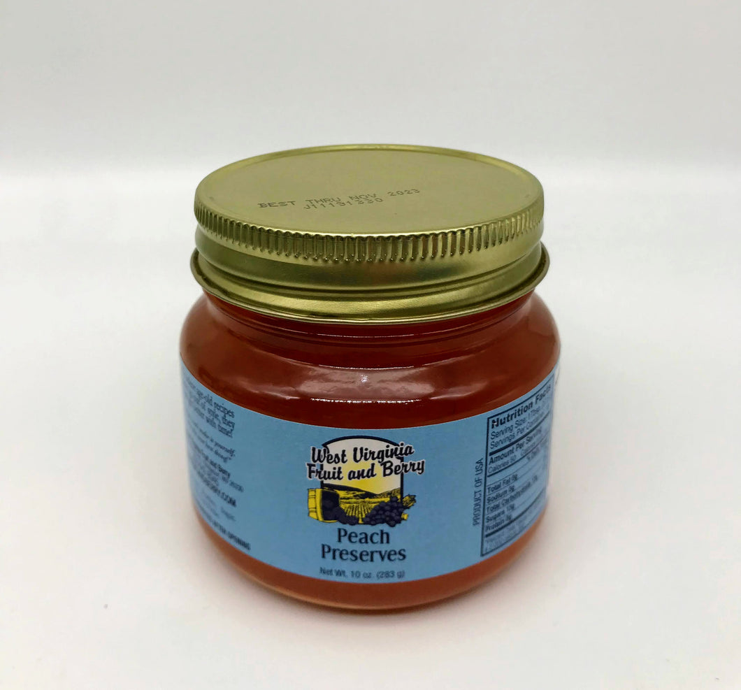Peach Preserves - 10oz