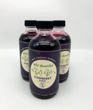 Load image into Gallery viewer, Elderberry Syrup - 8oz