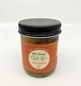 Pickled Wild Ramps - 8oz