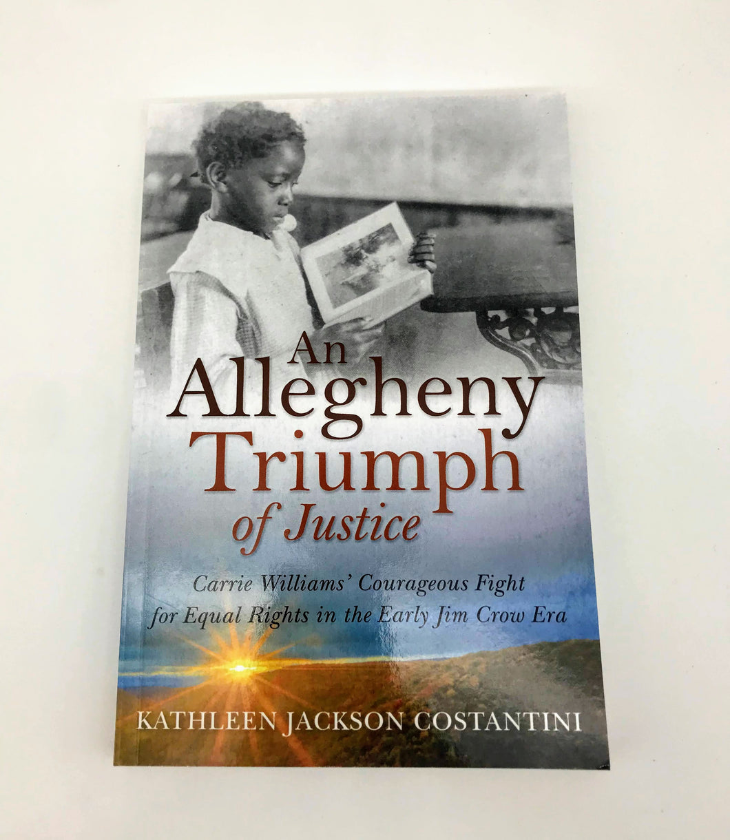 Allegheny Triumph of Justice Book