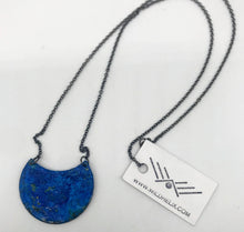 Load image into Gallery viewer, Large Moon Necklace