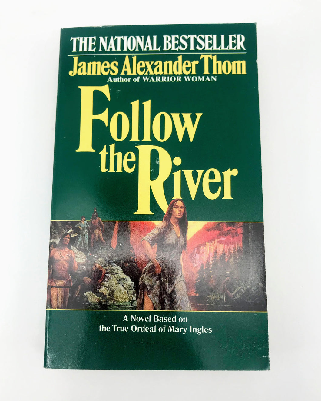 Follow the River Book