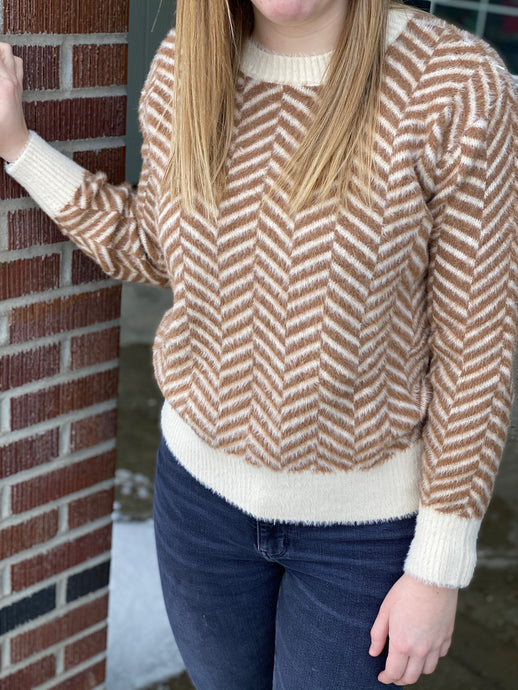 The Zig Zag Sweater