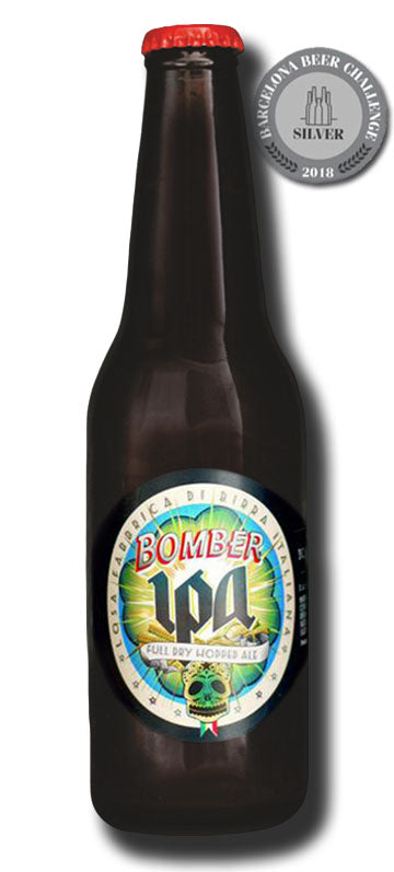 Bomber American IPA 33 cl.