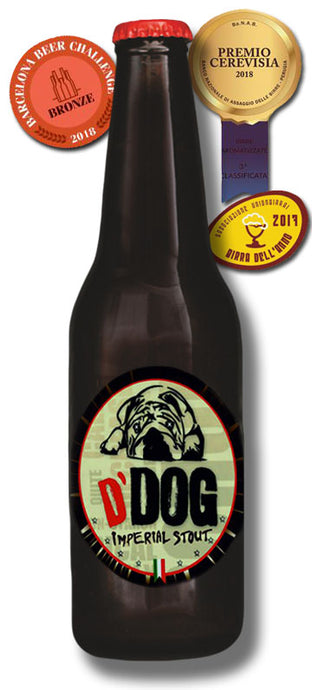 D'Dog Imperial Stout 33 cl.