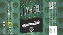 "Load image into Gallery viewer, ""La-Chi"" Blonde Ale 33 cl"