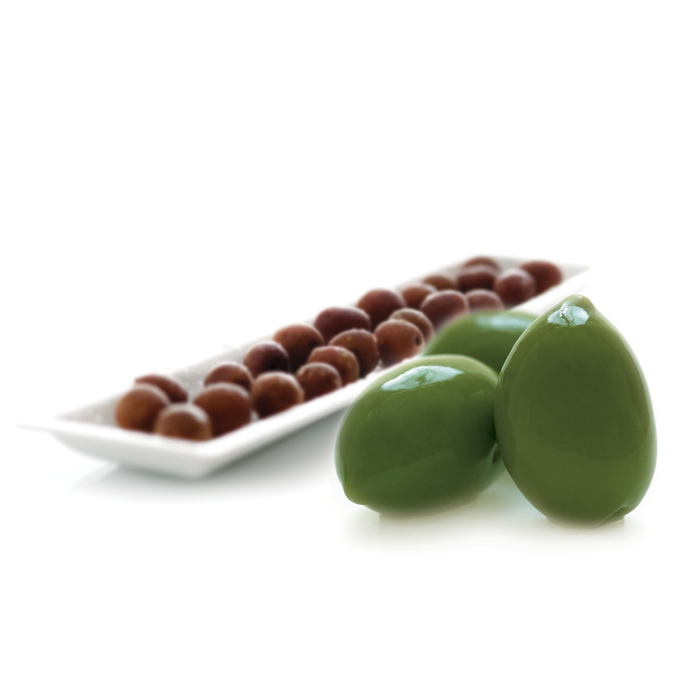 GIANT GREEN OLIVES