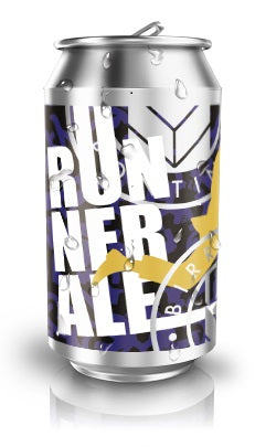 RUNNER ALE - AMERICAN ALE 33 cl.