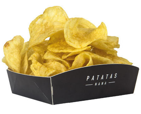 Patatas NANA 100% Natural and Artisan Chips Italia 140gr