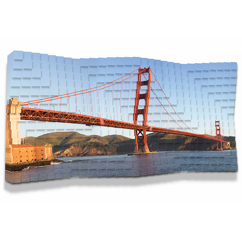"""Golden Gate to go"""