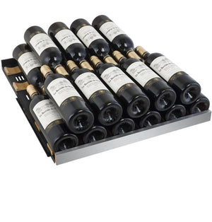Allavino Flex-Count 349 Bottle Three-Zone Side-by-Side Wine Refrigerator - Accessories Essentials