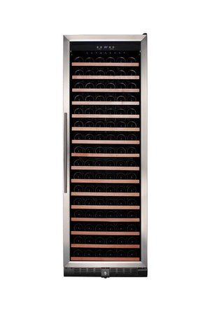 Smith & Hanks 166 Bottle Single Zone Wine Cooler - Accessories Essentials