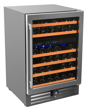 Smith & Hanks 46 Bottle Deluxe Wine Cooler - Accessories Essentials