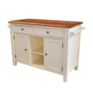 222 Fifth Atlantic Kitchen Island - Accessories Essentials
