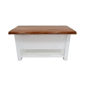 222 Fifth Hunter Kitchen Island - Accessories Essentials