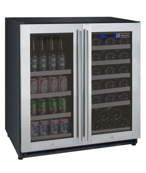 Allavino Flex-count Side-by-Side Wine and Beverage Center - Accessories Essentials