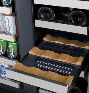 Allavino Flex-count Wine and Beverage Refrigerator - Accessories Essentials