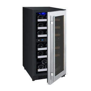 Allavino Flex-count 30 Bottle Capacity Dual Zone Wine Cooler - Accessories Essentials
