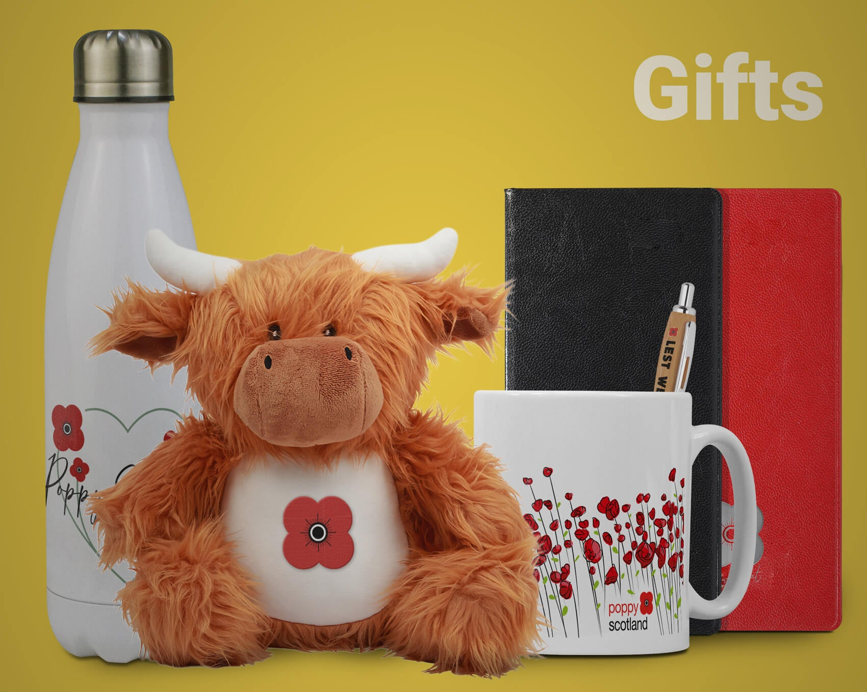 The Poppyscotland Gift Collection