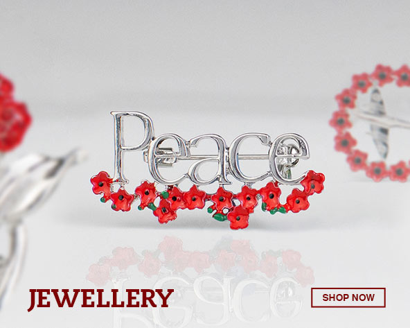The Poppyscotland Jewellery Collection