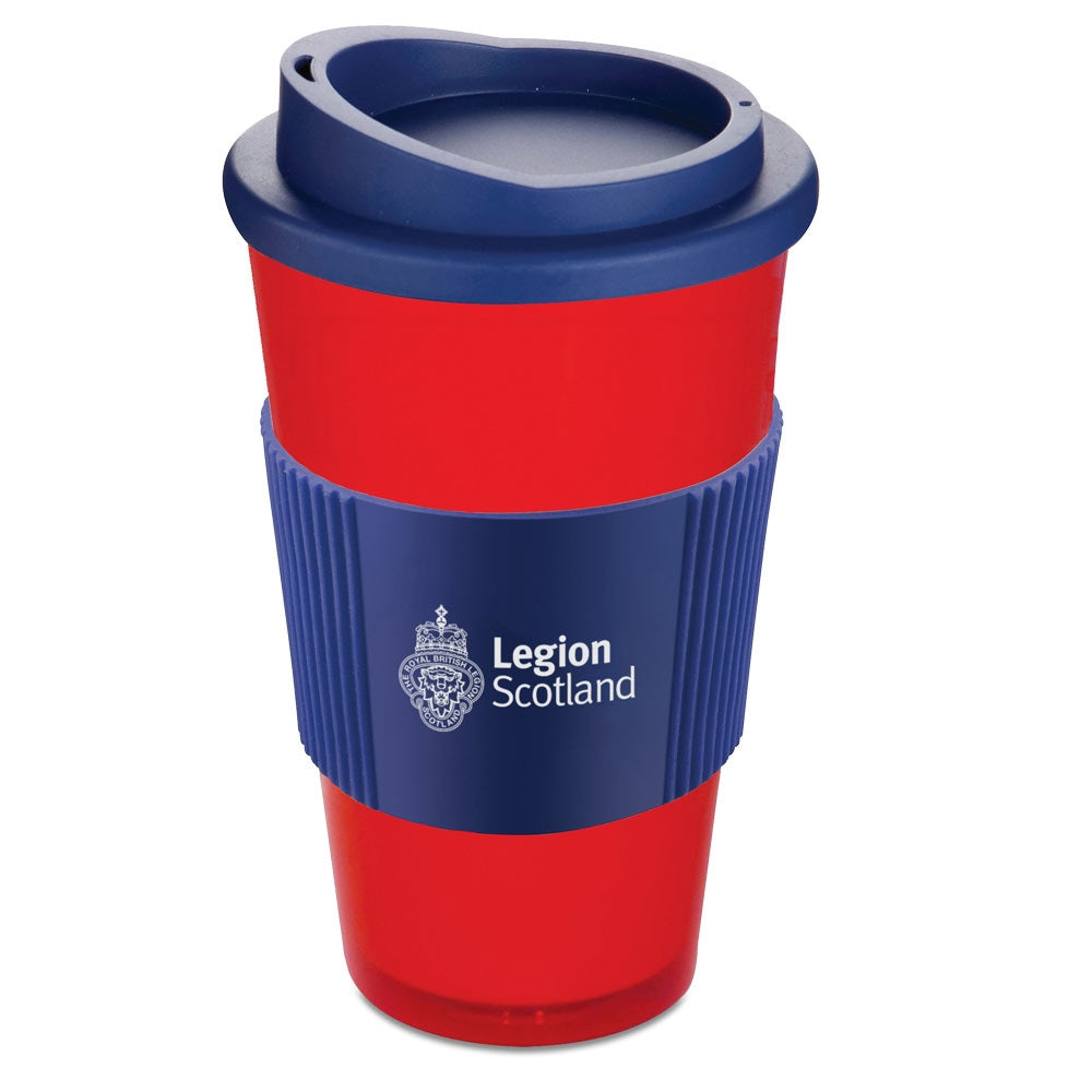 Legion Scotland Americano Travel Mug