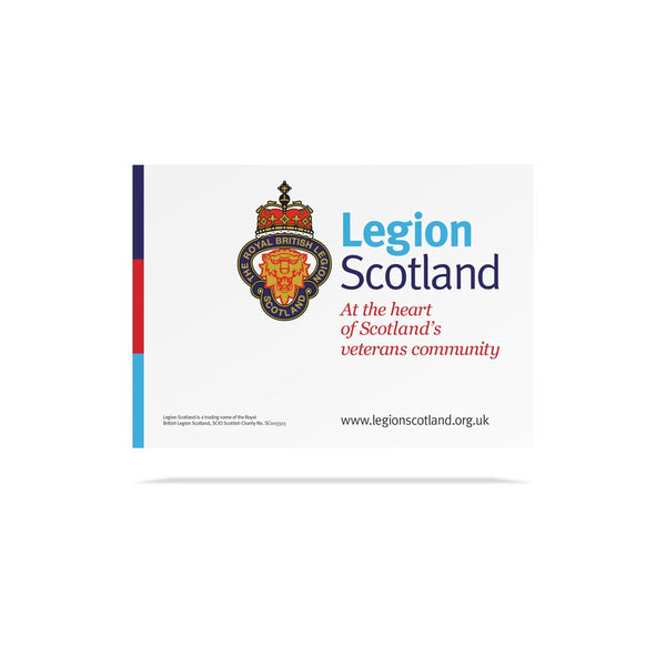 Legion Scotland Club Fascia Board