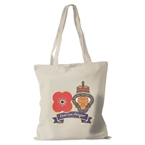 legion scotland cotton shopper
