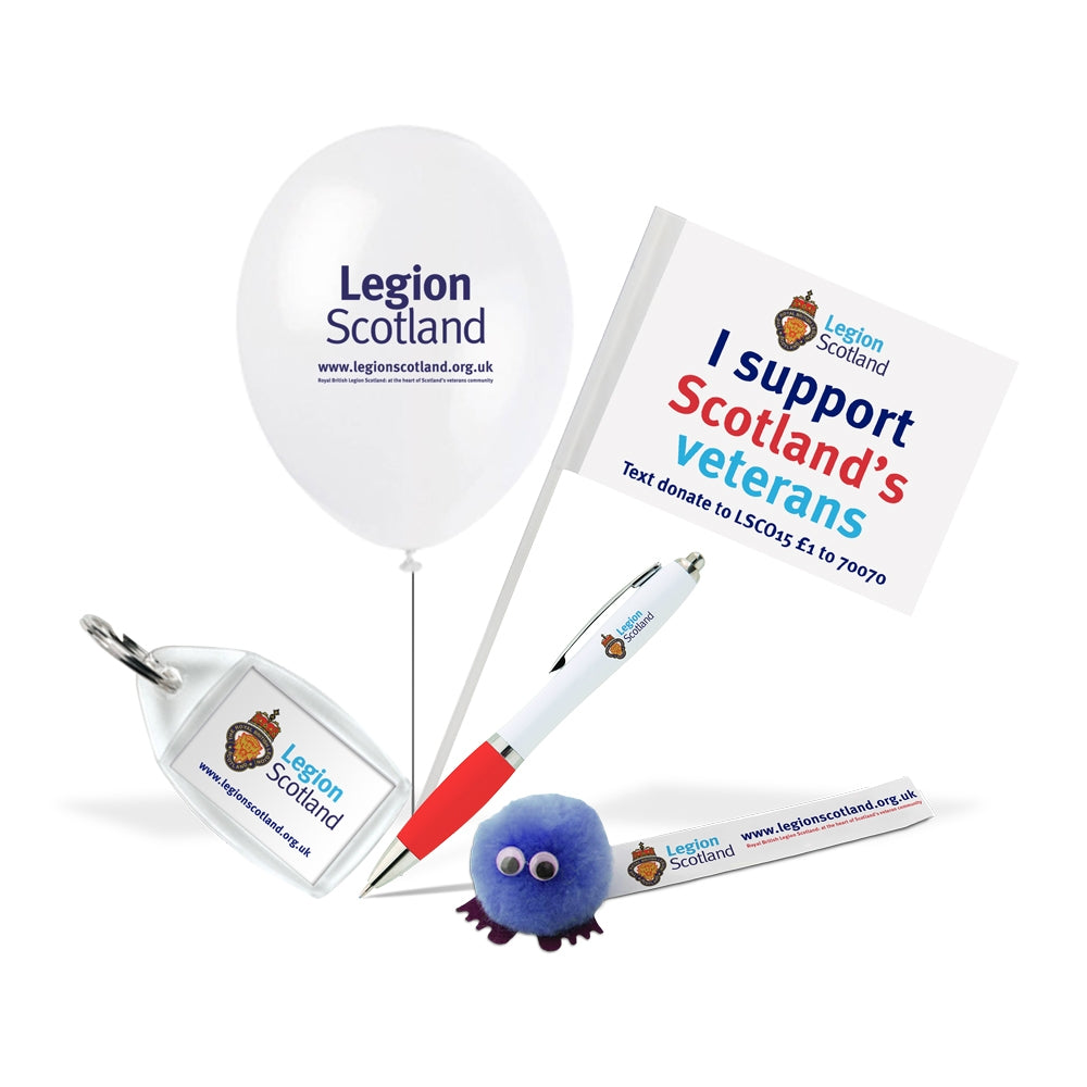 Legion Scotland Fundraising Pack