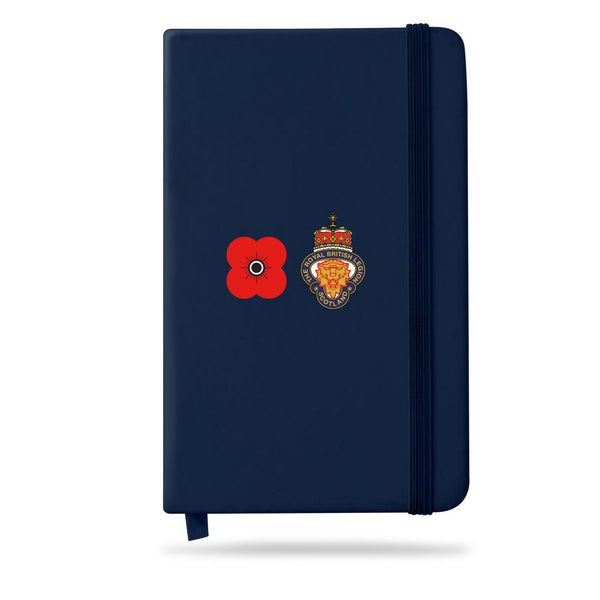 Poppy Legion Scotland Notebook