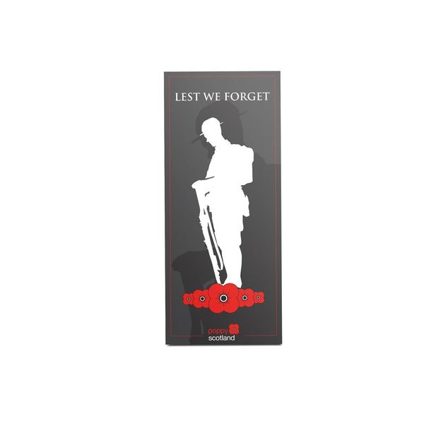 Poppyscotland Poppy Car Window Sticker