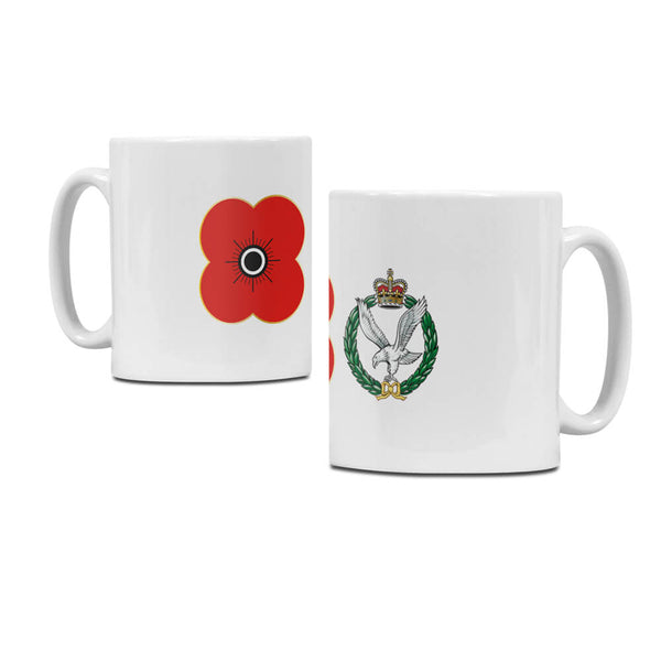 poppyscotland army air corps regimental mug M01