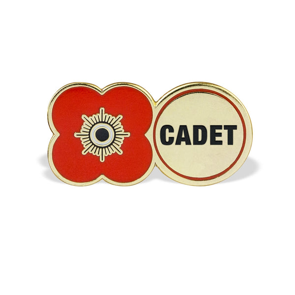 Poppyscotland Cadet Pin Badge