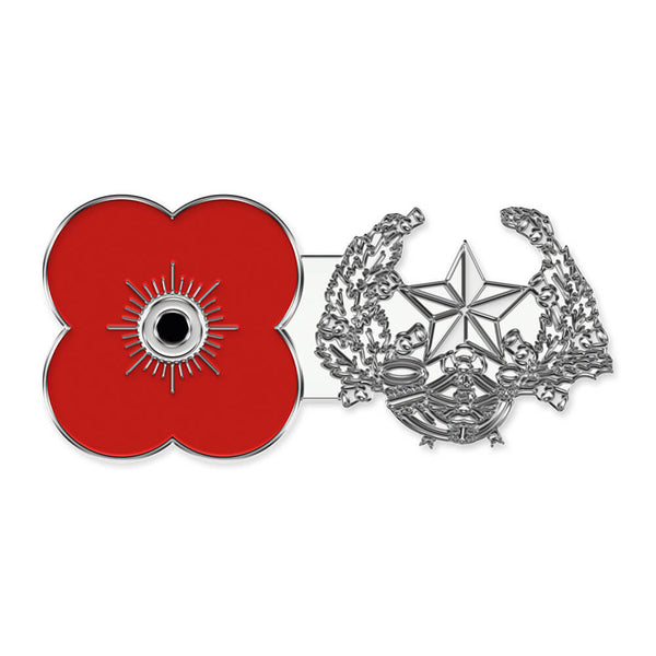 poppyscotland cameronians pin badge r03