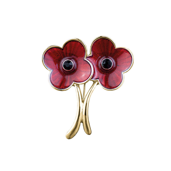 Poppyscotland Poppies Brooch