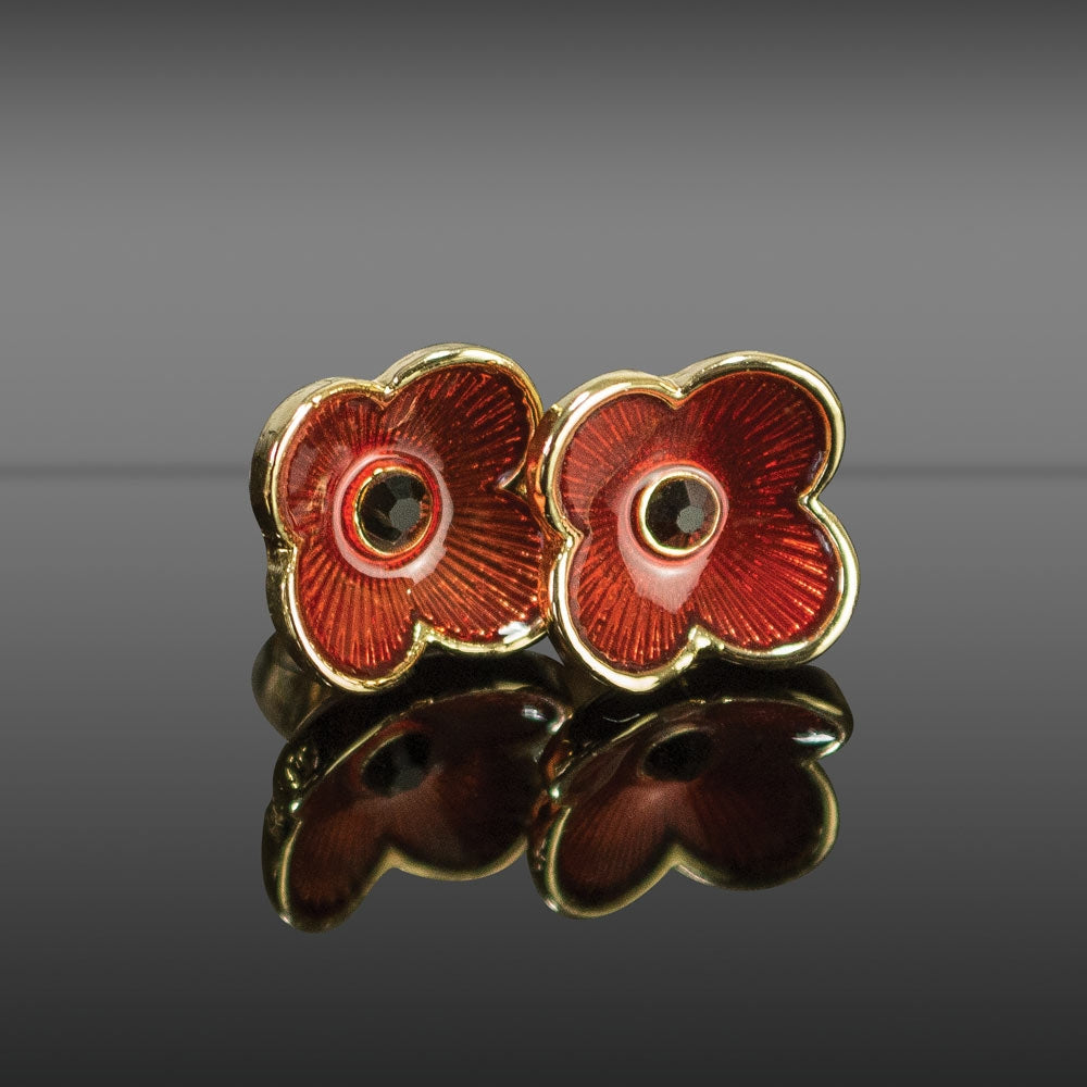 Poppyscotland Earrings Gold