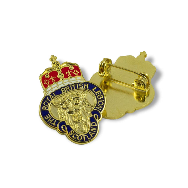RBLS Pin Badge - Brooch