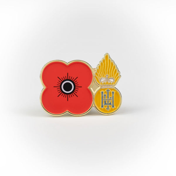 The Royal Highland Fusiliers Pin Badge