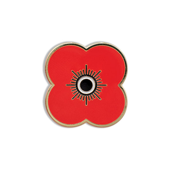 Poppyscotland Executive Poppy Badge I