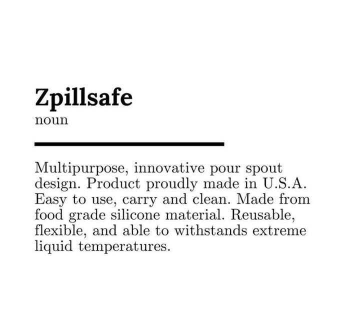 What is Zpillsafe? 🤔 What more could you want from a brand?