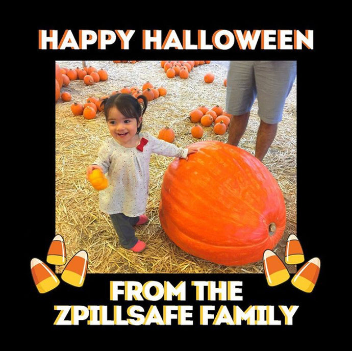 Happy Halloween from our family to yours!